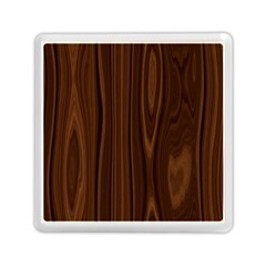 Texture Seamless Wood Brown Memory Card Reader (Square)