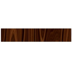 Texture Seamless Wood Brown Flano Scarf (Large)
