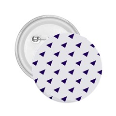 Triangle Purple Blue White 2 25  Buttons