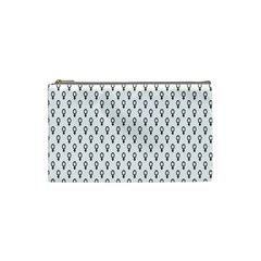 Woman Plus Sign Cosmetic Bag (Small)
