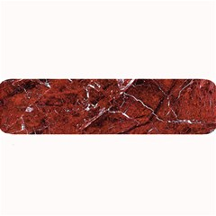 Texture Stone Red Large Bar Mats