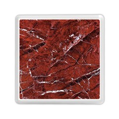 Texture Stone Red Memory Card Reader (Square)