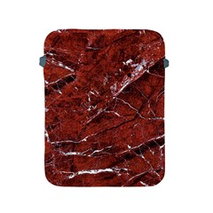 Texture Stone Red Apple iPad 2/3/4 Protective Soft Cases