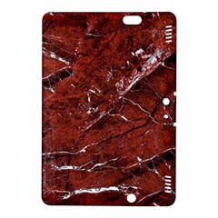 Texture Stone Red Kindle Fire HDX 8.9  Hardshell Case