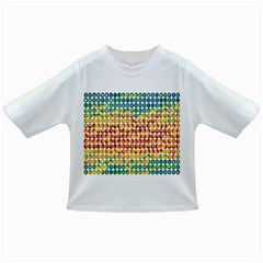 Weather Blue Orange Green Yellow Circle Triangle Infant/toddler T Shirts