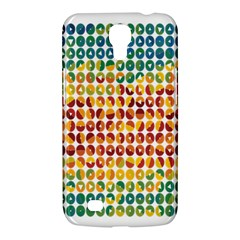 Weather Blue Orange Green Yellow Circle Triangle Samsung Galaxy Mega 6.3  I9200 Hardshell Case