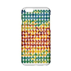 Weather Blue Orange Green Yellow Circle Triangle Apple iPhone 6/6S Hardshell Case
