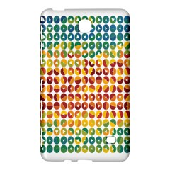 Weather Blue Orange Green Yellow Circle Triangle Samsung Galaxy Tab 4 (8 ) Hardshell Case
