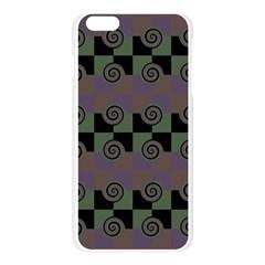 Deco Apple Seamless iPhone 6 Plus/6S Plus Case (Transparent)