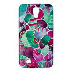 Frosted Sea Glass Samsung Galaxy Mega 6 3  I9200 Hardshell Case