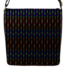 Dna Flap Messenger Bag (S)