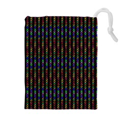 Dna Drawstring Pouches (Extra Large)