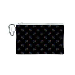 Dream Tiger Canvas Cosmetic Bag (S)