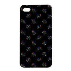 Dream Tiger Apple Iphone 4/4s Seamless Case (black)