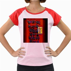 BIG RED SUN WALIN 72 Women s Cap Sleeve T-Shirt