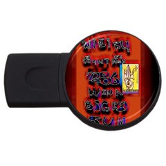 BIG RED SUN WALIN 72 USB Flash Drive Round (1 GB)