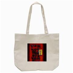BIG RED SUN WALIN 72 Tote Bag (Cream)