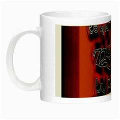 BIG RED SUN WALIN 72 Night Luminous Mugs