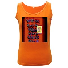 BIG RED SUN WALIN 72 Women s Dark Tank Top