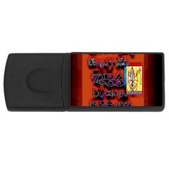 BIG RED SUN WALIN 72 USB Flash Drive Rectangular (4 GB)