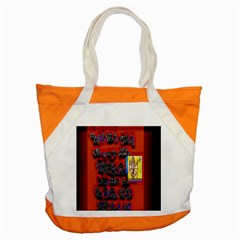 BIG RED SUN WALIN 72 Accent Tote Bag