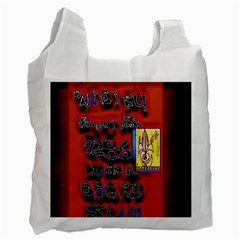 BIG RED SUN WALIN 72 Recycle Bag (Two Side)