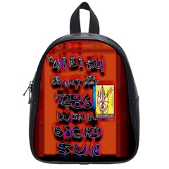 BIG RED SUN WALIN 72 School Bags (Small)