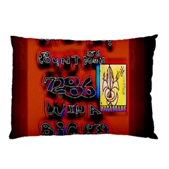BIG RED SUN WALIN 72 Pillow Case (Two Sides)
