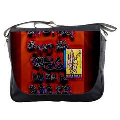 BIG RED SUN WALIN 72 Messenger Bags