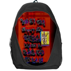 BIG RED SUN WALIN 72 Backpack Bag