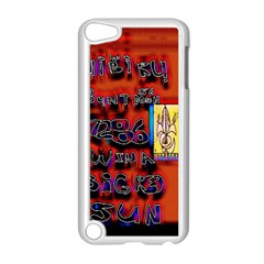 BIG RED SUN WALIN 72 Apple iPod Touch 5 Case (White)