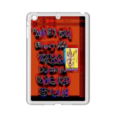 BIG RED SUN WALIN 72 iPad Mini 2 Enamel Coated Cases