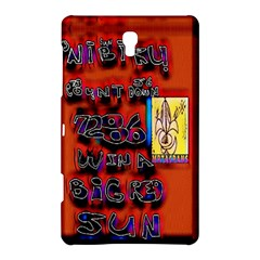 BIG RED SUN WALIN 72 Samsung Galaxy Tab S (8.4 ) Hardshell Case