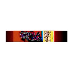 BIG RED SUN WALIN 72 Flano Scarf (Mini)
