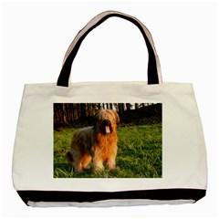 Full Briard Basic Tote Bag