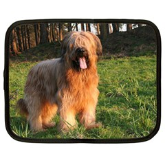Full Briard Netbook Case (XL)