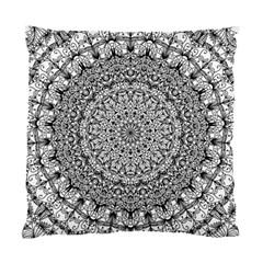 Mandala Boho Inspired Hippy Hippie Design Standard Cushion Case (One Side)