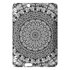 Mandala Boho Inspired Hippy Hippie Design Kindle Fire HDX Hardshell Case