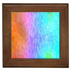 Abstract Color Pattern Textures Colouring Framed Tiles