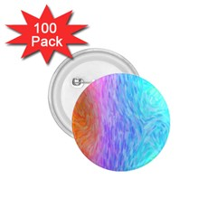 Abstract Color Pattern Textures Colouring 1.75  Buttons (100 pack)