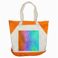 Abstract Color Pattern Textures Colouring Accent Tote Bag