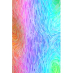 Abstract Color Pattern Textures Colouring 5.5  x 8.5  Notebooks