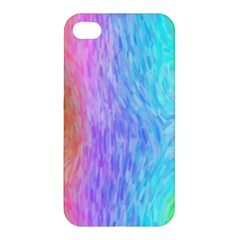 Abstract Color Pattern Textures Colouring Apple iPhone 4/4S Hardshell Case