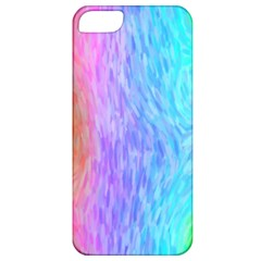 Abstract Color Pattern Textures Colouring Apple iPhone 5 Classic Hardshell Case