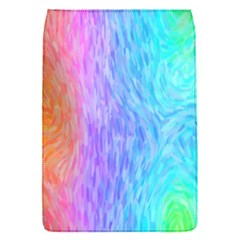 Abstract Color Pattern Textures Colouring Flap Covers (S)