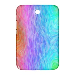 Abstract Color Pattern Textures Colouring Samsung Galaxy Note 8.0 N5100 Hardshell Case