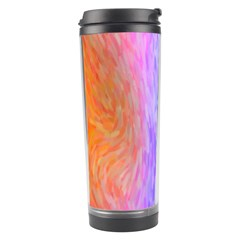 Abstract Color Pattern Textures Colouring Travel Tumbler