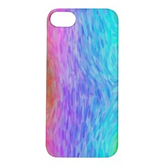 Abstract Color Pattern Textures Colouring Apple Iphone 5s/ Se Hardshell Case