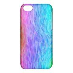Abstract Color Pattern Textures Colouring Apple Iphone 5c Hardshell Case