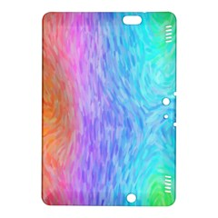 Abstract Color Pattern Textures Colouring Kindle Fire HDX 8.9  Hardshell Case